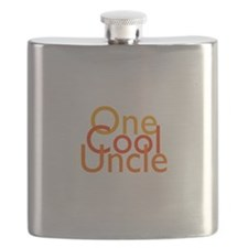 One Cool Uncle Flask