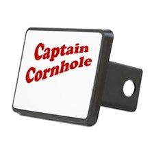 Captain Cornhole Hitch Cover