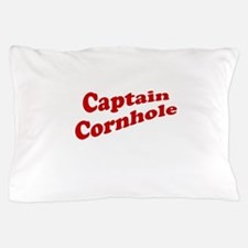 Captain Cornhole Pillow Case
