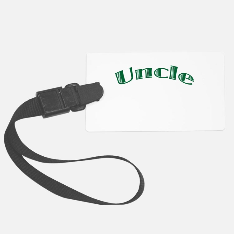 Uncle Luggage Tag