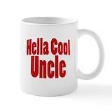 Crazy uncle mug Coffee Mugs