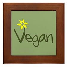Vegan Framed Tile