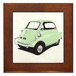 Mutz Isetta Framed Tile