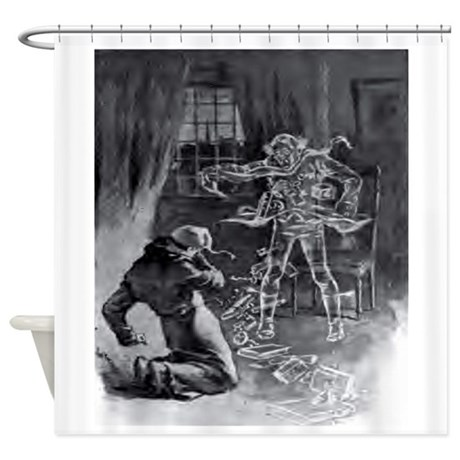 1 Shower Curtain By Zombietopia