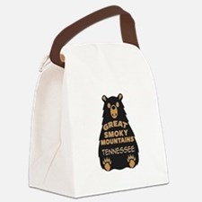 Great Smoky Mountains National Pa Canvas Lunch Bag