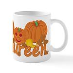 Halloween Pumpkin Maureen Mug