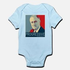 "FDR - ""PROGRESSIVE"" Infant Bodysuit"