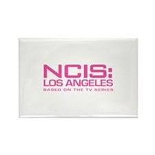 NCIS: Los Angeles Rectangle Magnet