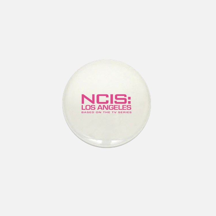 NCIS: Los Angeles Mini Button