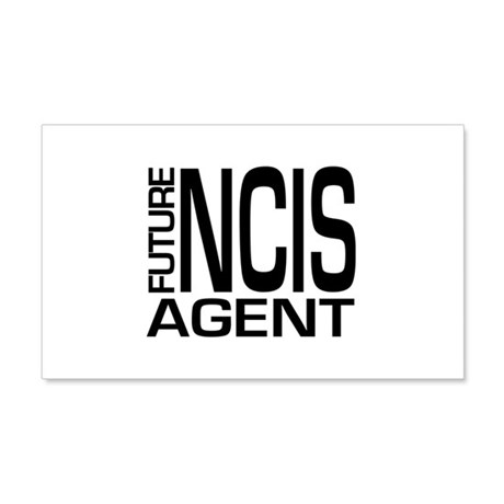 Future NCIS agent 22x14 Wall Peel