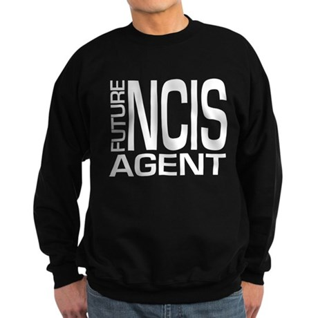 Future NCIS agent Sweatshirt (dark)