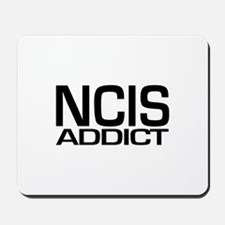 NCIS addict Mousepad