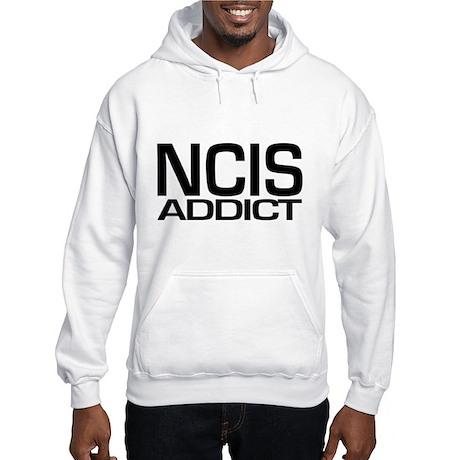 NCIS addict Hooded Sweatshirt