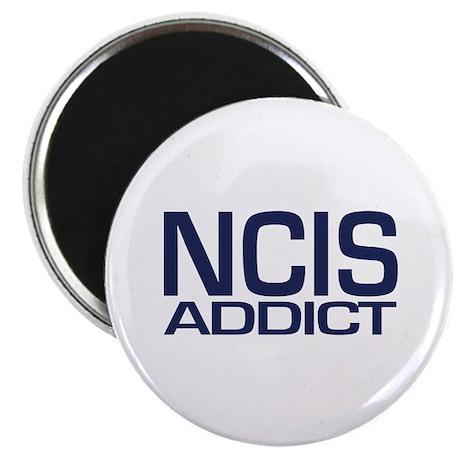 "NCIS addict 2.25"" Magnet (10 pack)"