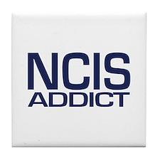NCIS addict Tile Coaster