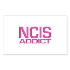 NCIS addict Decal