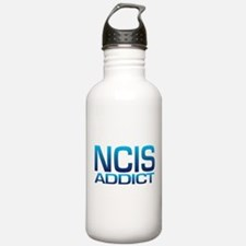 NCIS addict Water Bottle