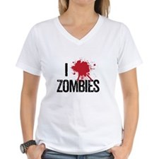 I shoot Zombies Shirt