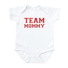 Team Mommy Infant Creeper