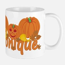 Halloween Pumpkin Monique Small Small Mug