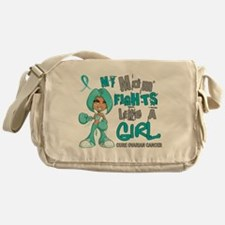 Fights Like a Girl 42.9 Ovarian Cancer Messenger B