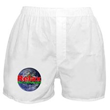 Relax Earth Boxer Shorts
