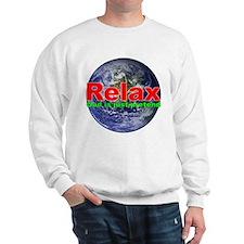 Relax Earth Sweatshirt