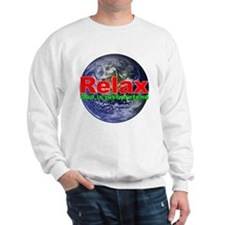 Relax Earth Jumper