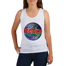 Relax Earth Women's Tank Top