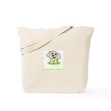 Unique Peekapoo Tote Bag