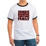 Zombie Redneck Torture Family Blood Ringer T