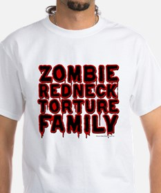 Zombie Redneck Torture Family Blood Shirt