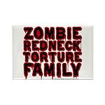 Zombie Redneck Torture Family Blood Magnet