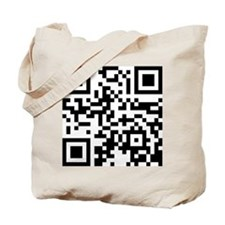 THH QRcode Tote Bag