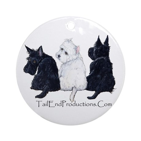 TailEndProductions.Com Ornament (Round)