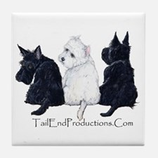 TailEndProductions.Com Tile Coaster