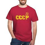 Vintage CCCP Black T-Shirt