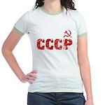 Vintage CCCP Jr. Ringer T-Shirt