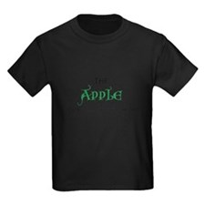 The Apple - Father and Son-T-Shir T-Shirt