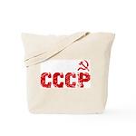 Vintage CCCP Tote Bag