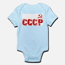 Vintage CCCP Infant Creeper