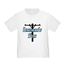 Lineman's son T-Shirt