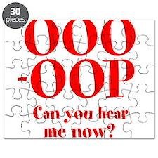 OOO-OOP Puzzle