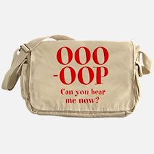OOO-OOP Messenger Bag