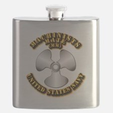 Navy - Rate - MM Flask