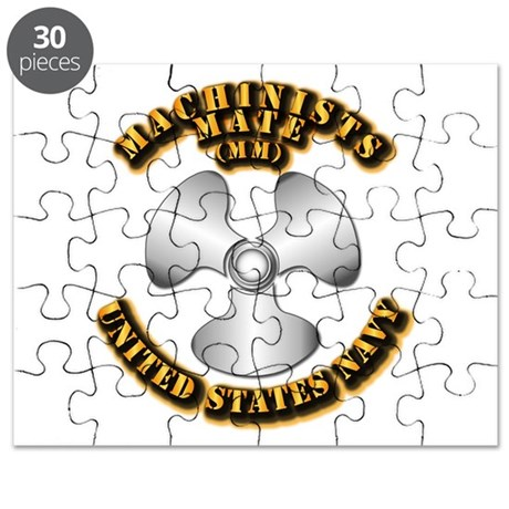 Navy - Rate - MM Puzzle