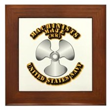 Navy - Rate - MM Framed Tile