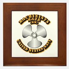 Navy - Rate - MM Framed Tile