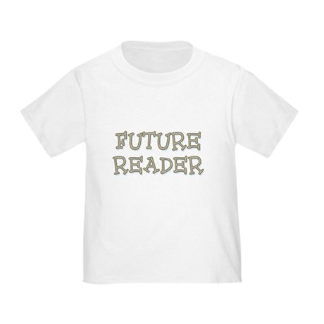 Future Reader Toddler T-Shirt