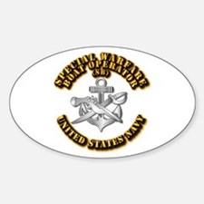 Navy - Rate - SB Decal